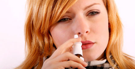 Спреи на основе натуральной морской соли Doctor MARIS для гигиены носа