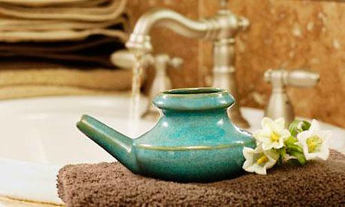 очистительные практики чайничек для промывания носа нетипот